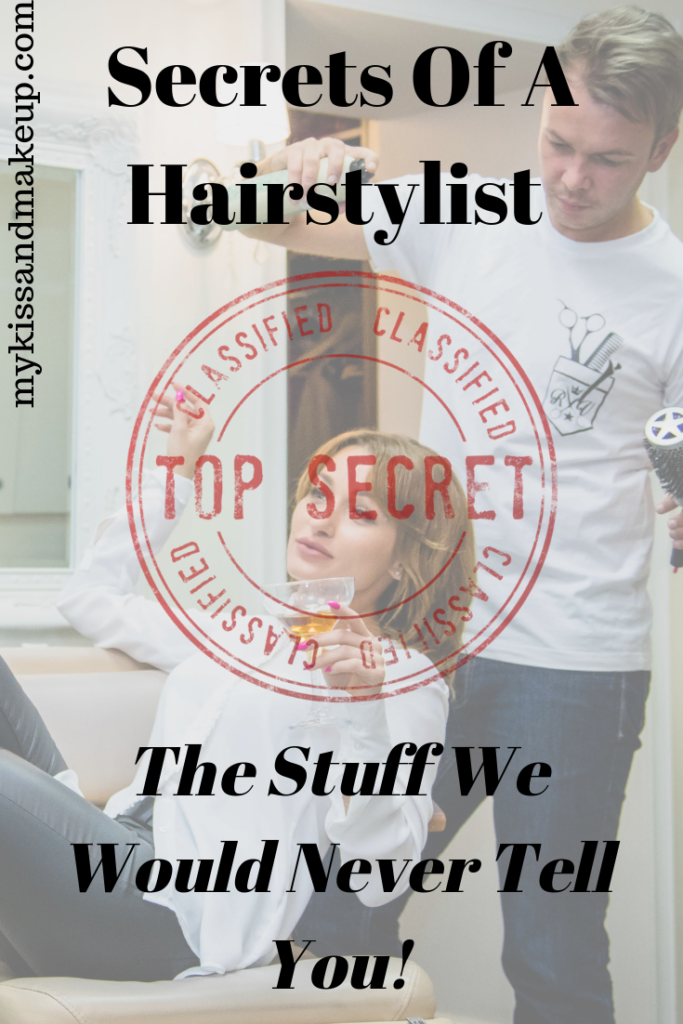 Secrets Of A Hairstylist