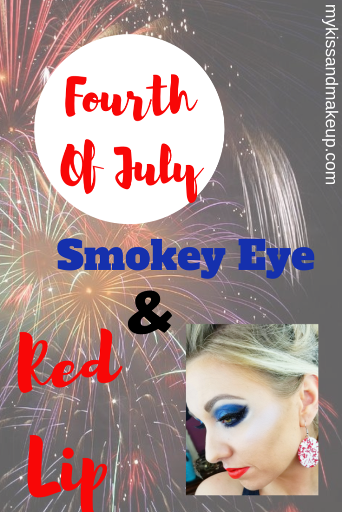 Fourth of July Makeup