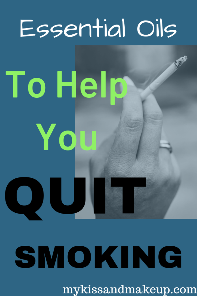 Essential Oils To Quit Smoking